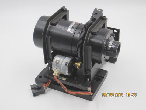 Screen PTR CTP ZOOM MOTOR ASSEMBLY