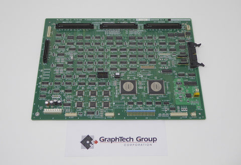 Screen PTR CTP PIO-86 Board