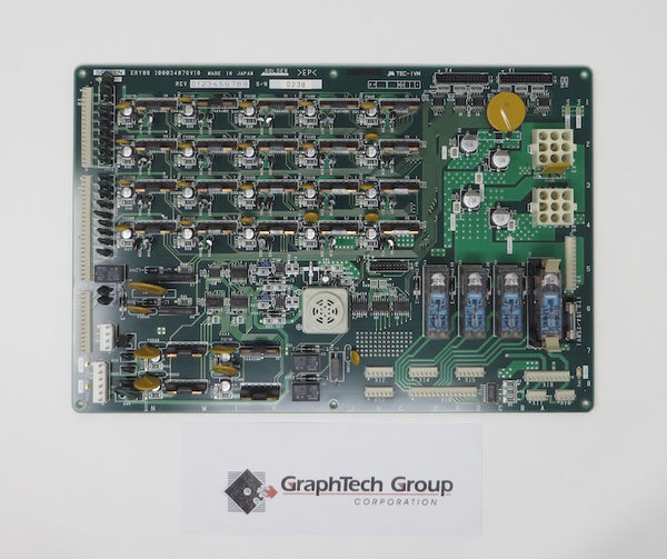 Screen PTR CTP ERY 88 Board