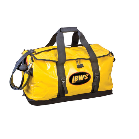 "Lew's Speed Boat Bag - Yellow-Black, 24"" - FlyRods.com. An online Fly Fishing Store with Style."