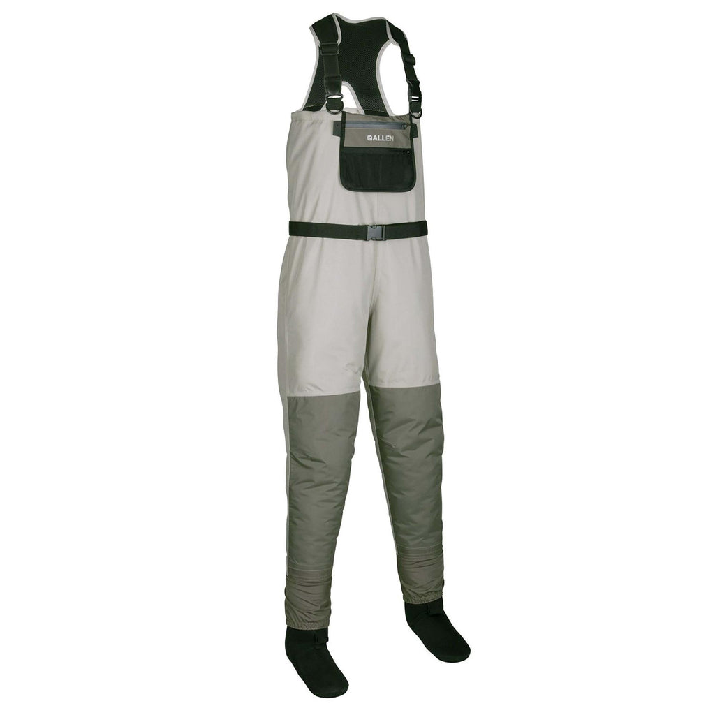 Wader - Pathfinder Breathable Stockingfoot, Size 2X-Large, Taupe-Tan - FlyRods.com. An online Fly Fishing Store with Style.