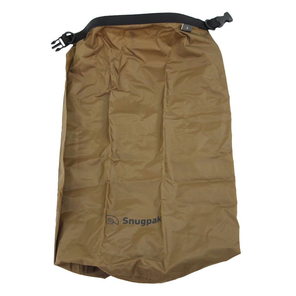 Snugpak Dri-sak Original - Large, Coyote - FlyRods.com. An online Fly Fishing Store with Style.