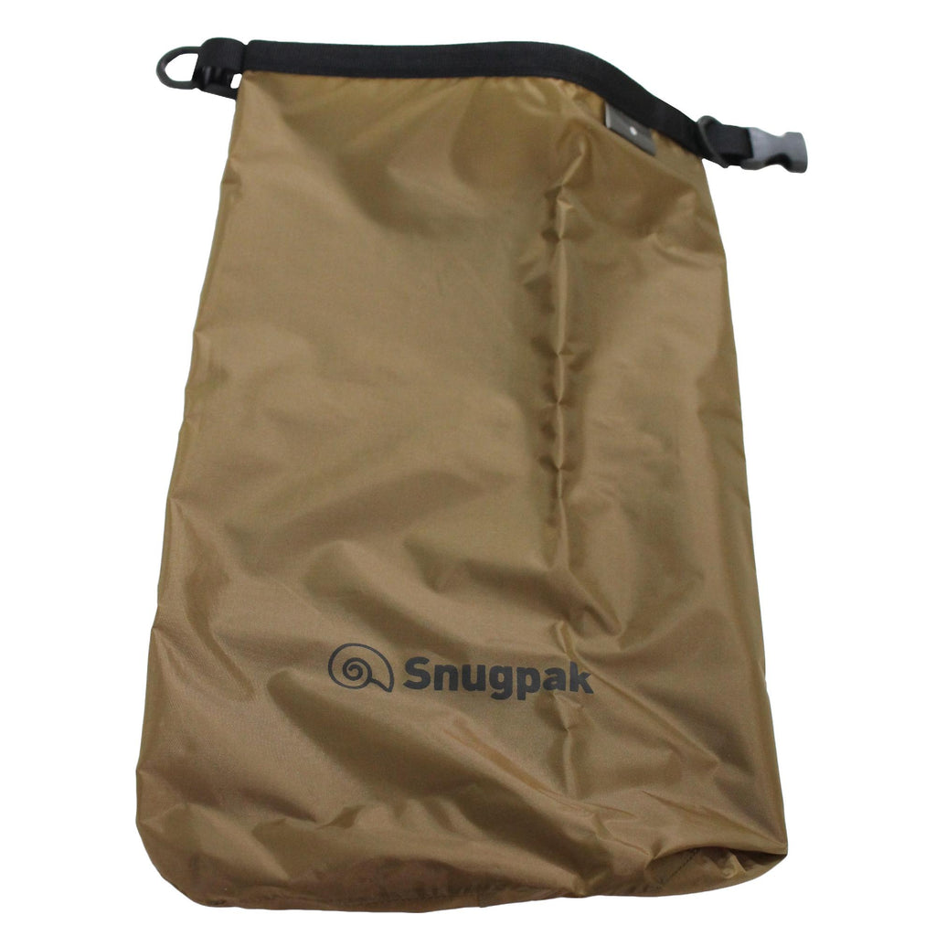 Snugpak Dri-sak Original - Small, Coyote - FlyRods.com. An online Fly Fishing Store with Style.