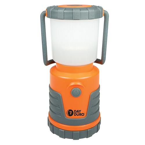 7-Day Duro LED Lantern, Orange - FlyRods.com. An online Fly Fishing Store with Style.