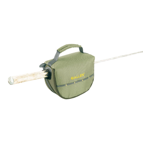 "Spin-Spey Reel Cover - (7"") Green-Yellow"