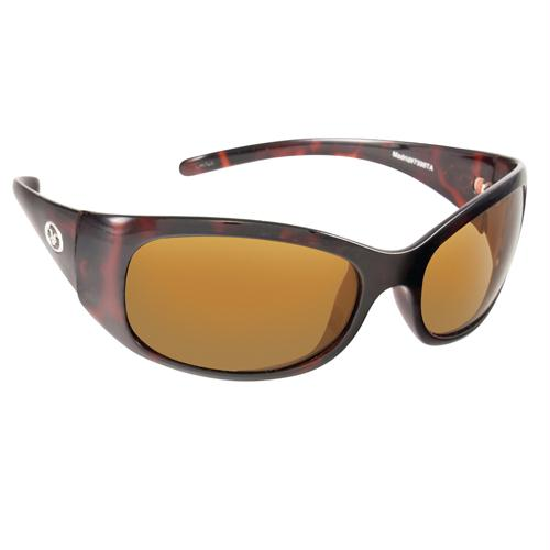 Fly Fish Madrid Sunglasses Tortoise-Amber