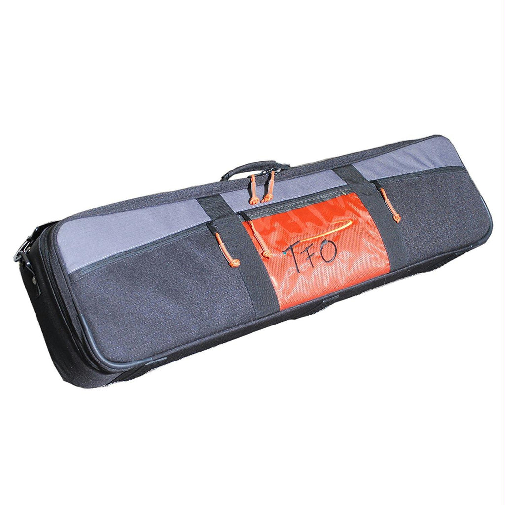 "TFO Fly Rod-Reel Travel Case with Straps 36"" x 5"" x 10.5"" - FlyRods.com. An online Fly Fishing Store with Style."