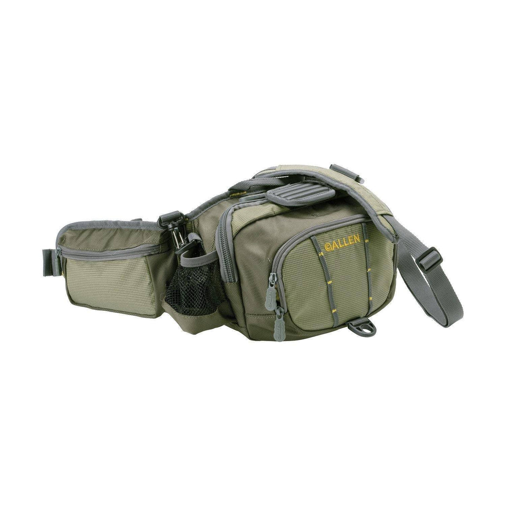 Allen Eagle River Lumbar Pack-Olive