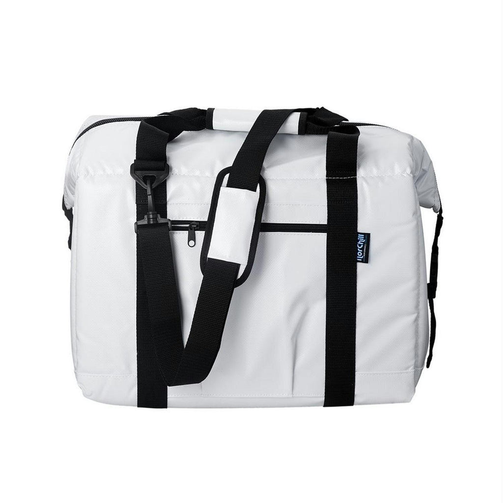 Camping & Outdoor - NorChill 24 Can Cooler Bag - BoatBag - White