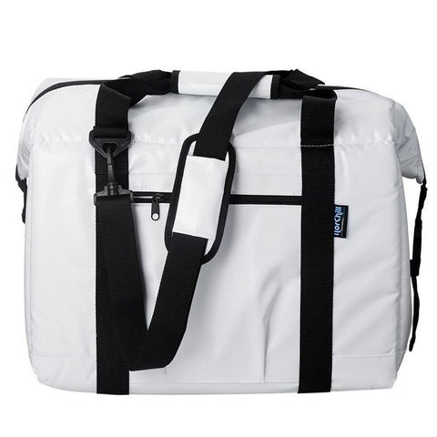 Camping & Outdoor - NorChill 48 Can Cooler Bag - BoatBag - White
