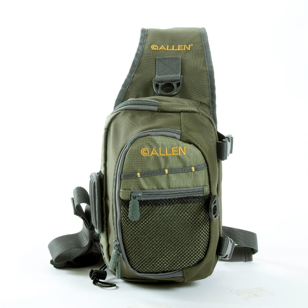 Daypack - Cedar Creek Sling, Olive - FlyRods.com. An online Fly Fishing Store with Style.