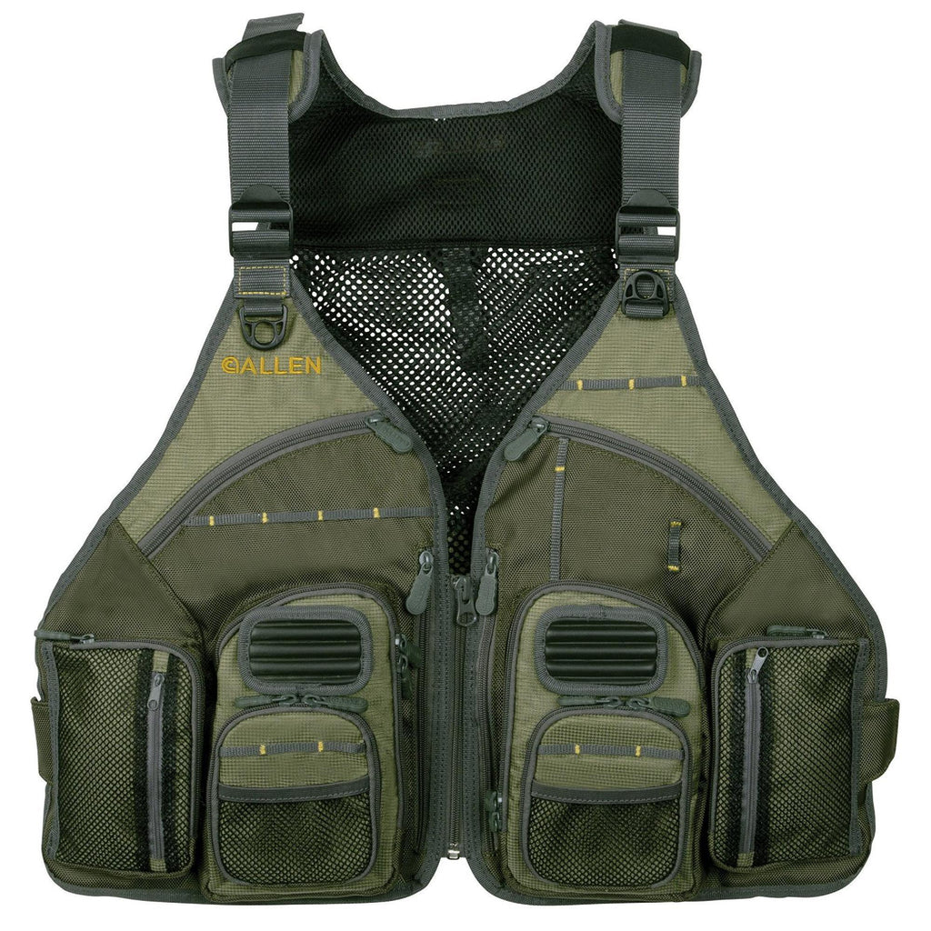 Clothing/Apparel - Big Horn Chest Vest With MOLLE Web Gear Lash