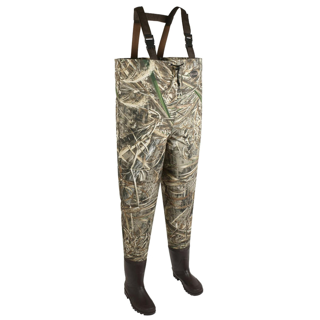 Clothing/Footwear - Allen Waders - Ridgeway 2-Ply Bootfoot, Realtree Max-5