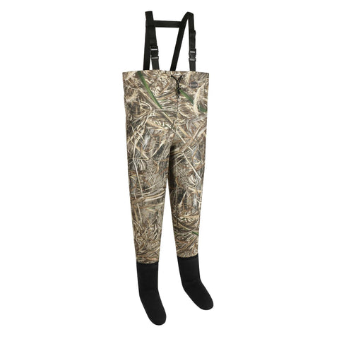 Clothing/Footwear - Allen Waders - Vega 2-Ply Stockingfoot, Realtree Max-5