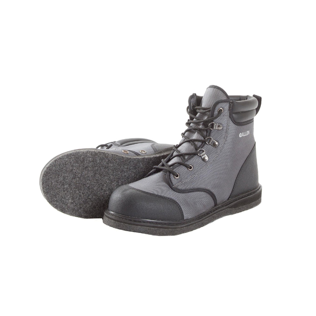 Clothing/Footwear - Wading Boot - Antero Felt Sole, Gray