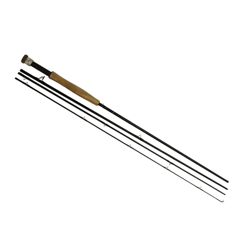 Fishing - AETOS Fly Rod - 10' Length, 4 Piece Rod, 3wt Line Rating, Fly Power, Fast Action