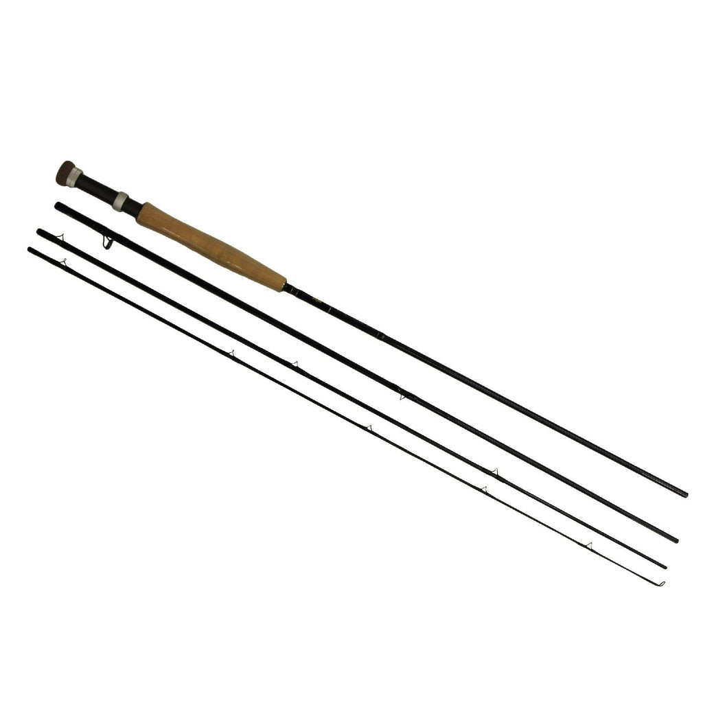 Fishing - AETOS Fly Rod - 10' Length, 4 Piece Rod, 4wt Line Rating, Fly Power, Fast Action