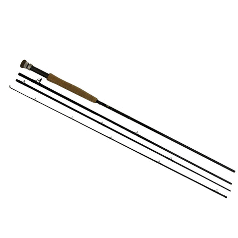 Fishing - AETOS Fly Rod - 10' Length, 4 Piece Rod, 5wt Line Rating, Fly Power, Fast Action