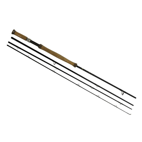 "Fishing - AETOS Fly Rod - 11'1"" Length, 4 Piece Rod, 7-8wt Line Rating, Fly Power, Fast Action"