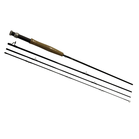 Fishing - AETOS Fly Rod - 7' Length, 4 Piece Rod, 3wt Line Rating, Fly Power, Fast Action