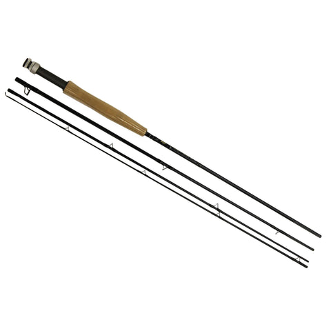 "Fishing - AETOS Fly Rod - 8'6"" Length, 4 Piece Rod, 5wt Line Rating, Fly Power, Fast Action"