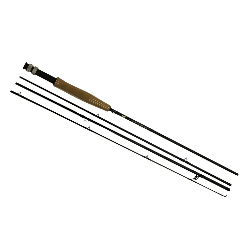 Fishing - AETOS Fly Rod - 8' Length, 4 Piece Rod, 4wt Line Rating, Fly Power, Fast Action