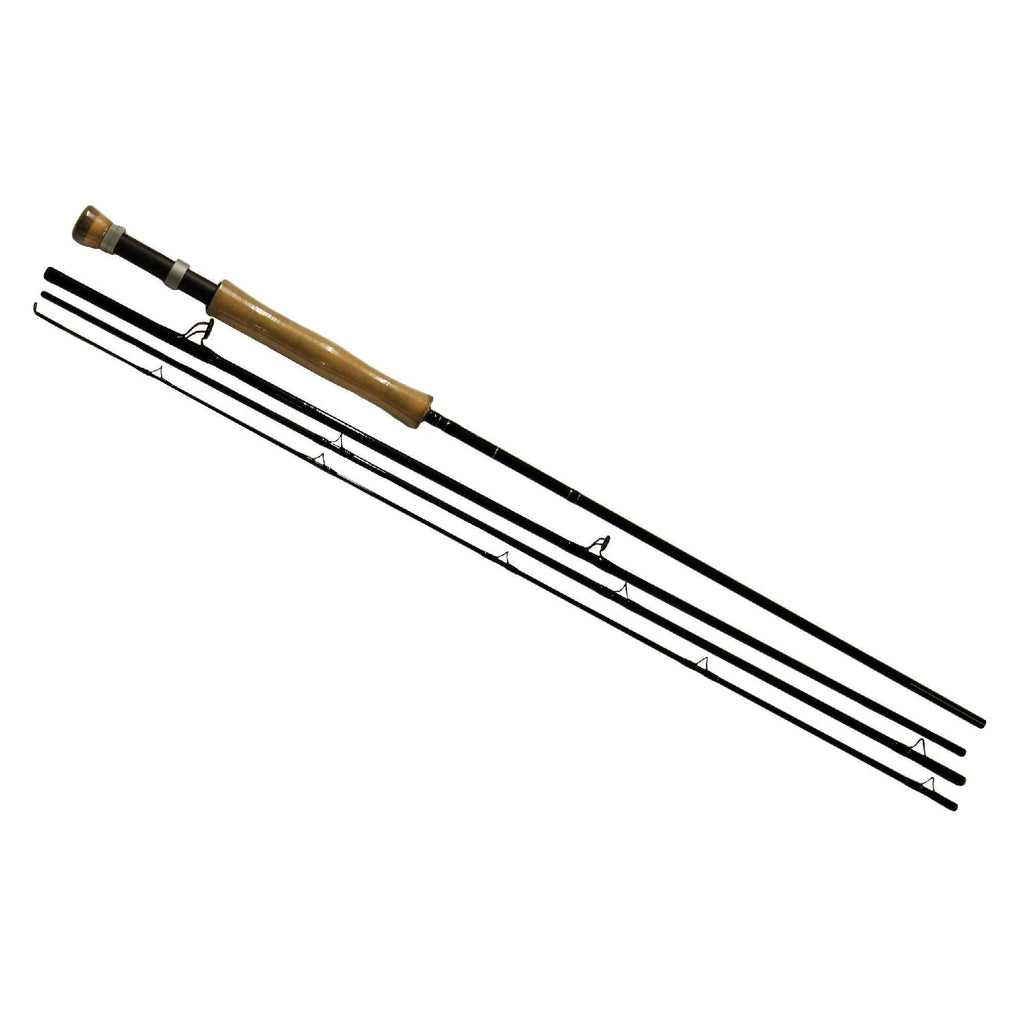 "Fishing - AETOS Fly Rod - 9'6"" Length, 4 Piece Rod, 8wt Line Rating, Fly Power, Fast Action"