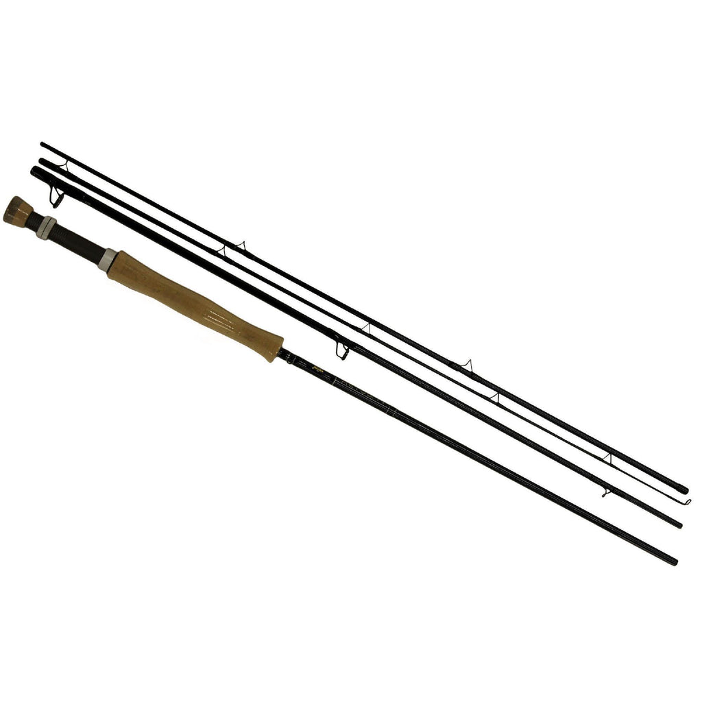 Fishing - AETOS Fly Rod - 9' Length, 4 Piece Rod, 8wt Line Rating, Fly Power, Fast Action