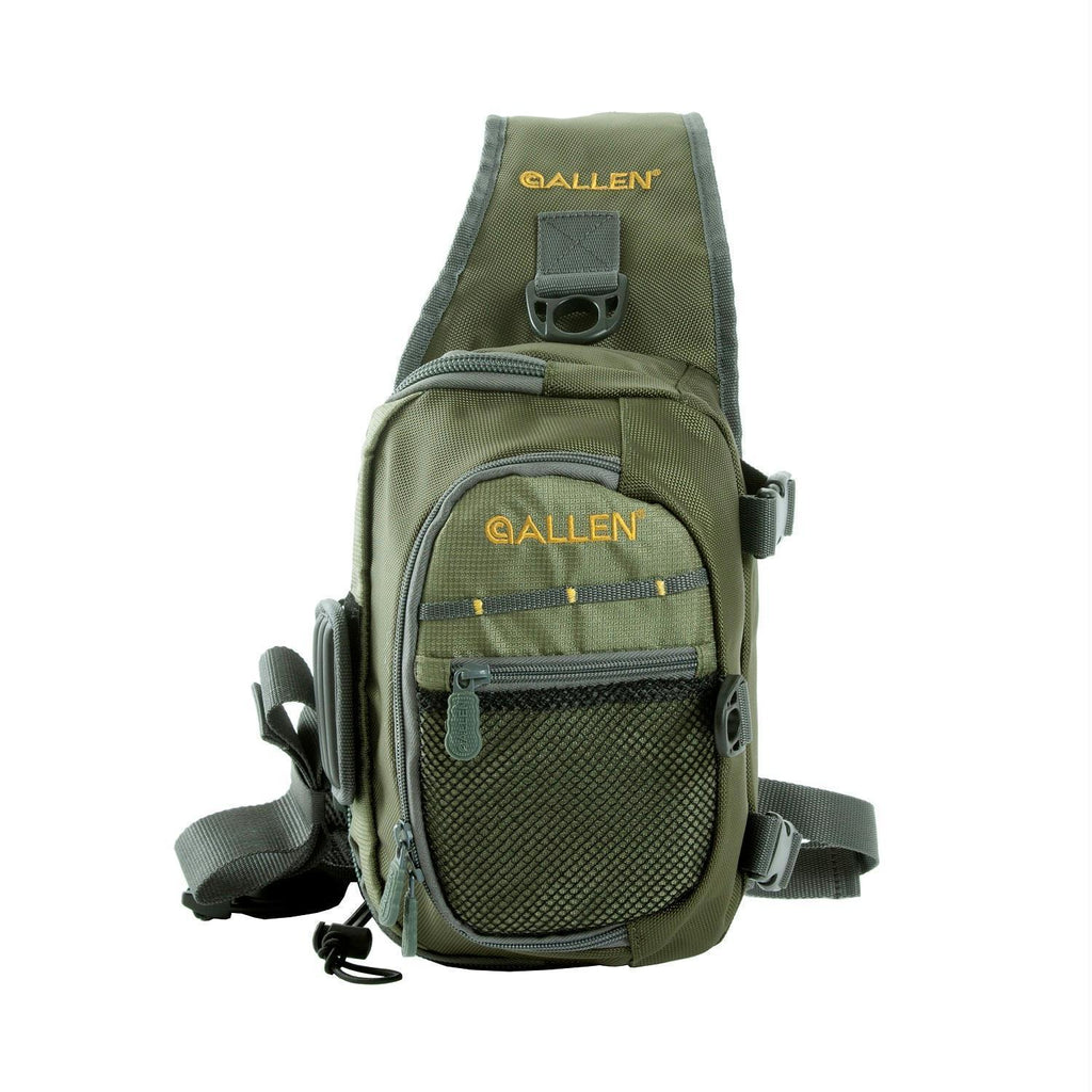Allen Cedar Creek Sling Pack-Olive - FlyRods.com. An online Fly Fishing Store with Style.