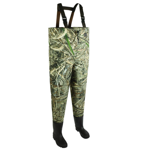 Fishing - Allen Ridgeway 2 Ply Men's Bootfoot Wader - Realtree Max