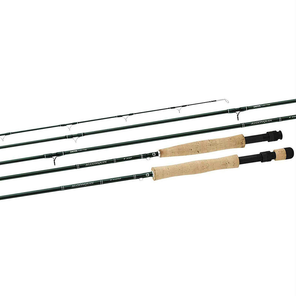 Daiwa Algonquin Fly Rod 4 Pieces Line Wt 7 - 8 AGQF9084 - FlyRods.com. An online Fly Fishing Store with Style.