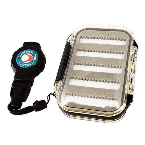 Fishing - Fly Box Combo - Velcro Strap