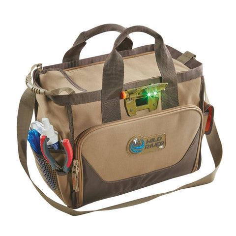 Fishing - Wild River Lighted Closed Top Bag