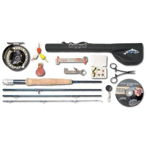 Fishing - Wright And McGill Plunge Fly Fishing Collection (3-4)