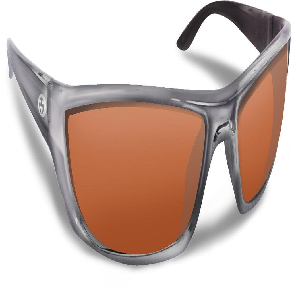 Flying Fisherman Buchanan Crystal Gunmetal W-Copper Sunglass