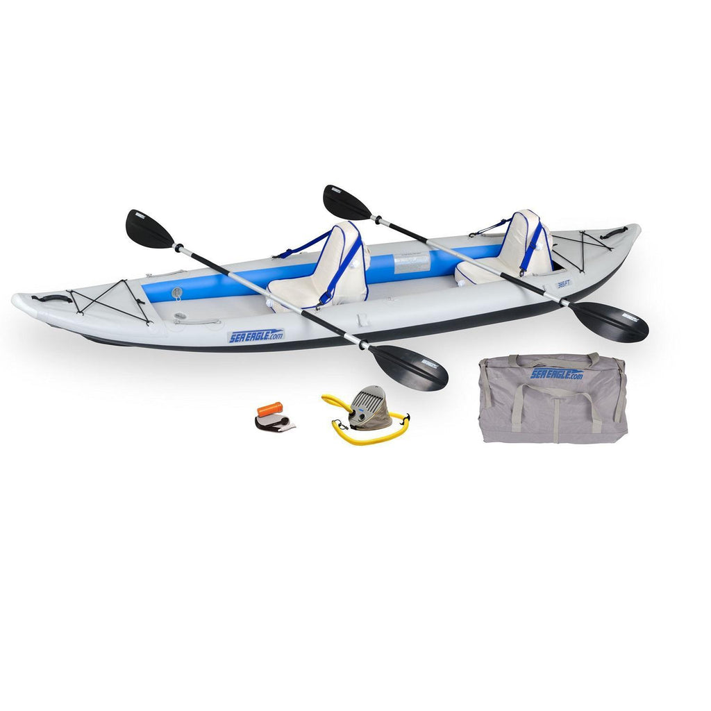 General - Sea Eagle FastTrack 385FTK Inflatable Kayak - Deluxe