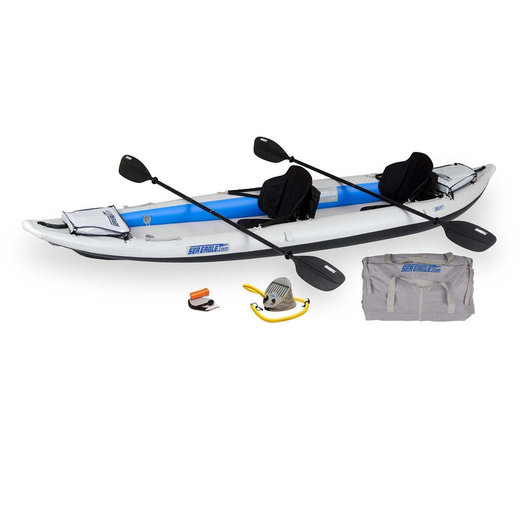 General - Sea Eagle FastTrack 385FTK Inflatable Kayak - Pro