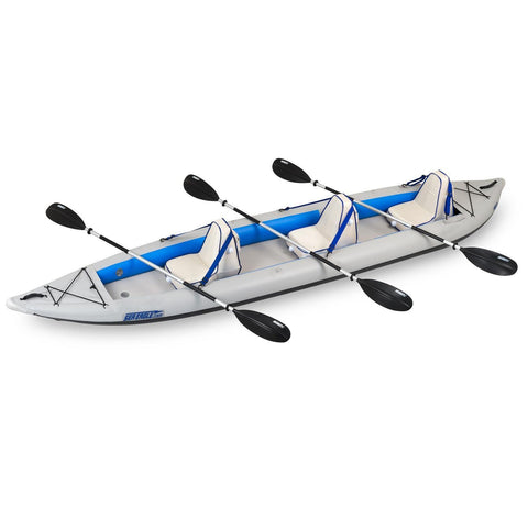 General - Sea Eagle FastTrack 465FTK Inflatable Kayak Deluxe Pkg For 2