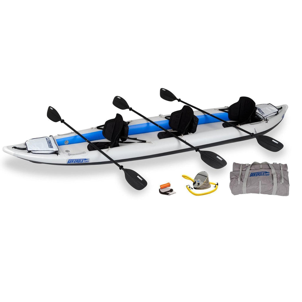 General - Sea Eagle FastTrack 465FTK Inflatable Kayak Pro
