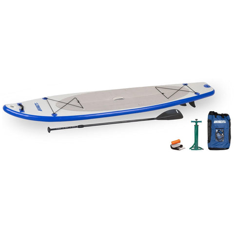 General - Sea Eagle Paddle Board Longboard 11 SUP Package