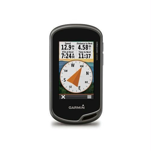 Hunting - Garmin Oregon 650t GPS Handheld Device