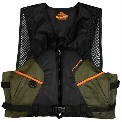 Marine/water Sports - Stearns Pfd 2220 Cmft Fishing 2Xl Grn C004 2000013802