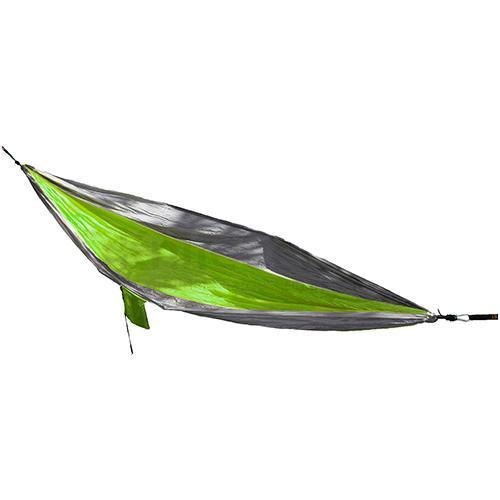 Sleeping Gear - SlothCloth Hammock - 1.0, Lime-Gray