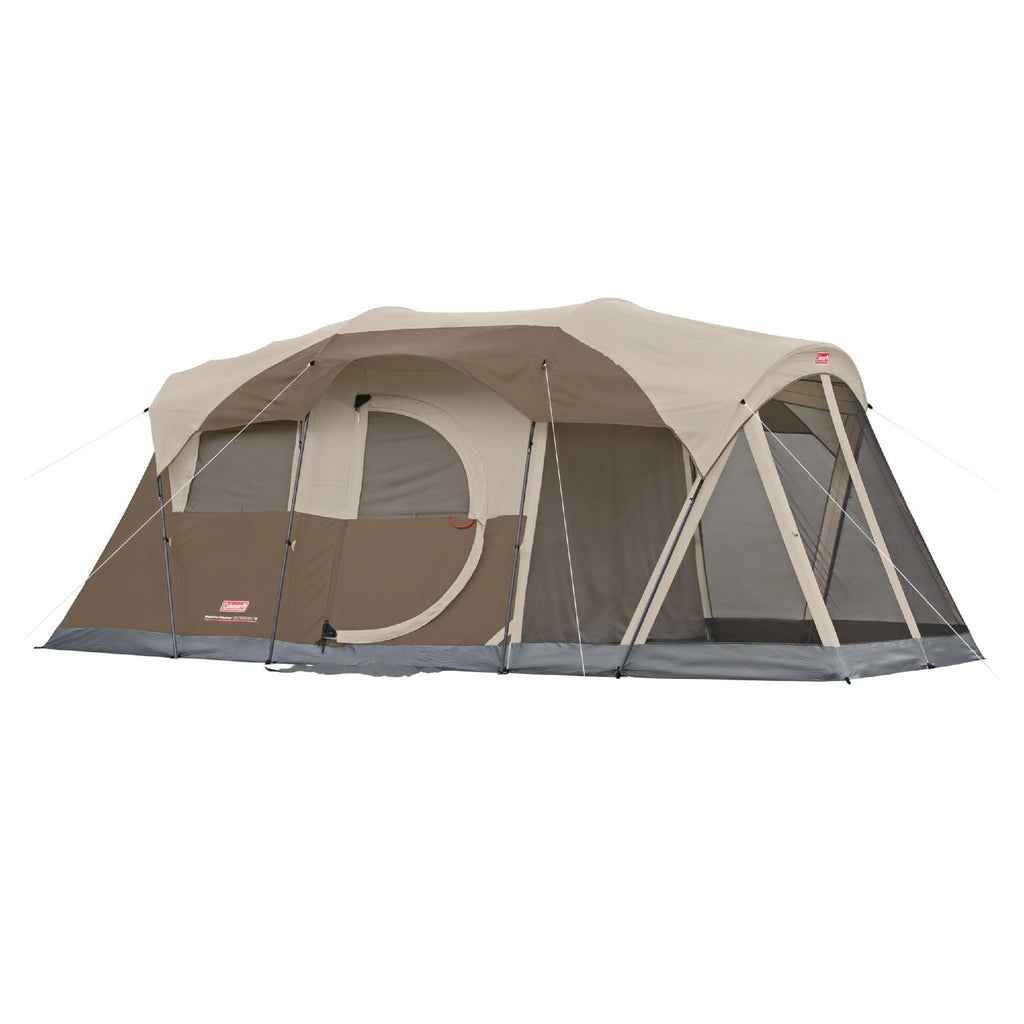 Tents - WeatherMaster Tent With Screen Room 6 Person