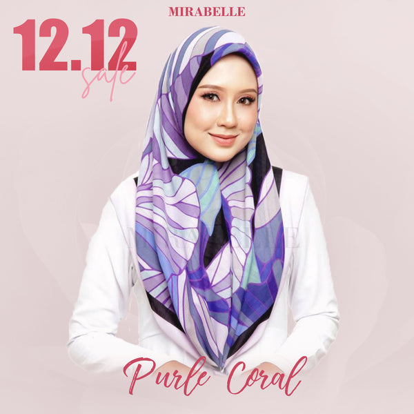 BAWAL MIRABELLE PURPLE CORAL