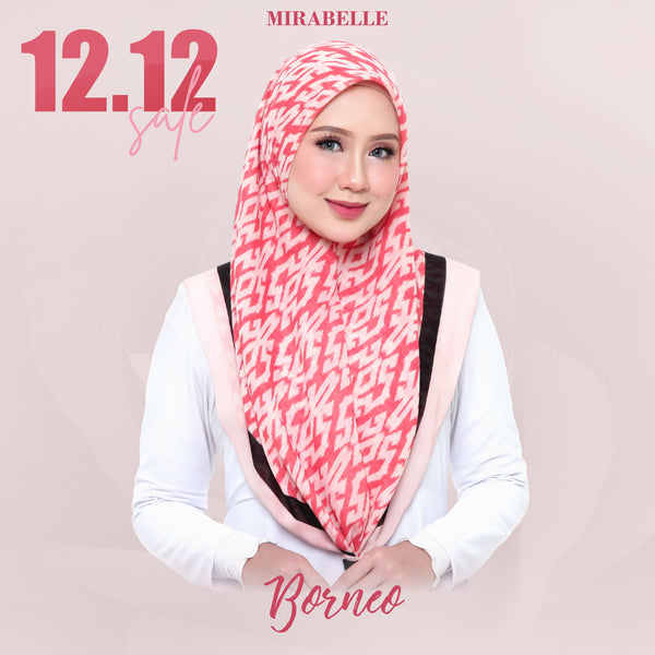 BAWAL MIRABELLE BORNEO