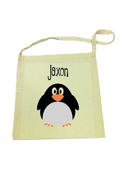 Library Bag - Penguin