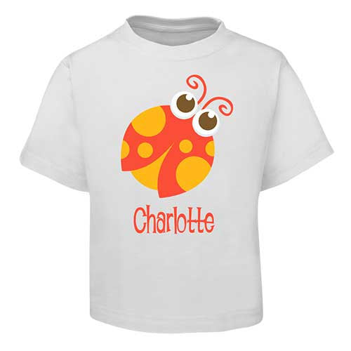 Red Beetle Kids T-Shirt