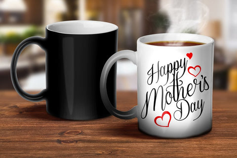 Happy Mother's Day Magic Mug