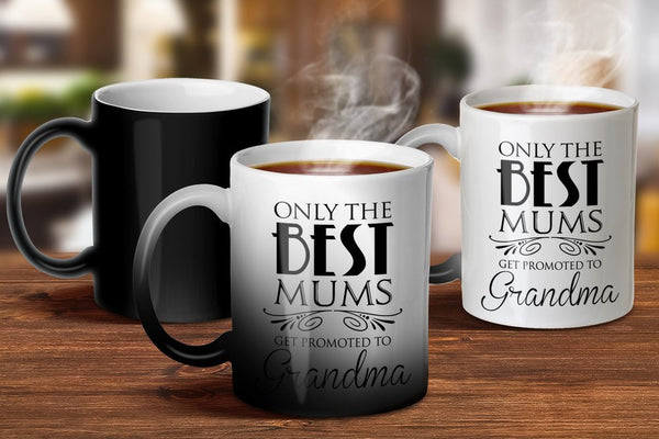 Magic Wow Mugs